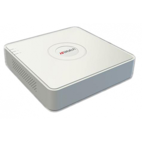 Hikvision HiWatch DS-N104 - IP видеорегистратор (NVR) 4 канальный без  PoE